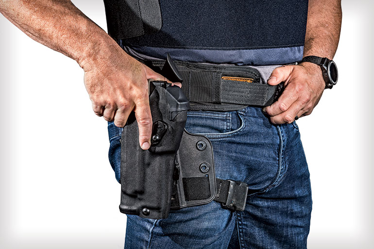 Drop Holster Drawbacks