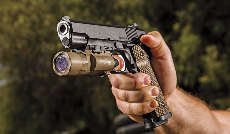 Home Defense Pistol