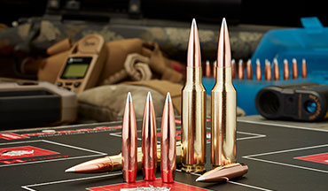 The Hornady A-­Tip Match offers a level of precision and accuracy in bullet manufacturing and downrange performance that has never been seen by handloaders or precision rifleshooters. It's a win.