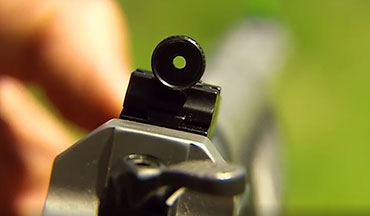 Before there were scopes or red dots, there were iron sights. But do you know how to properly use them? We'll show you how.