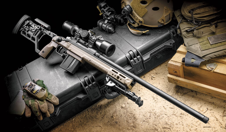 The KRG SOTIC Bolt Action Rifle is a rifle for the extreme marksman.