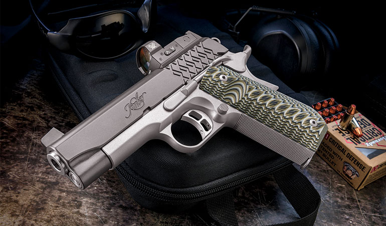 Protection done right- meet Kimber's Aegis Elite Pro.