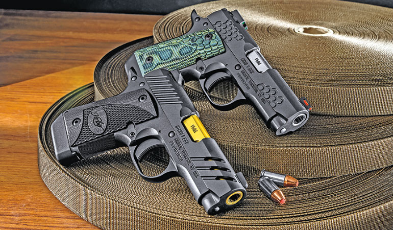 Kimber Micro 9 Review - ESV and KHX