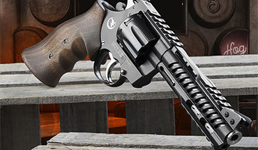 Nighthawk Custom and Korth have introduced two new offerings, the Korth NXS and NXA 8-shot .357 Magnum revolvers.