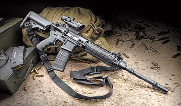 Lewis Machine & Tool (LMT) is now making the New Zealand Reference Rifle available to the U.S. civilian market.