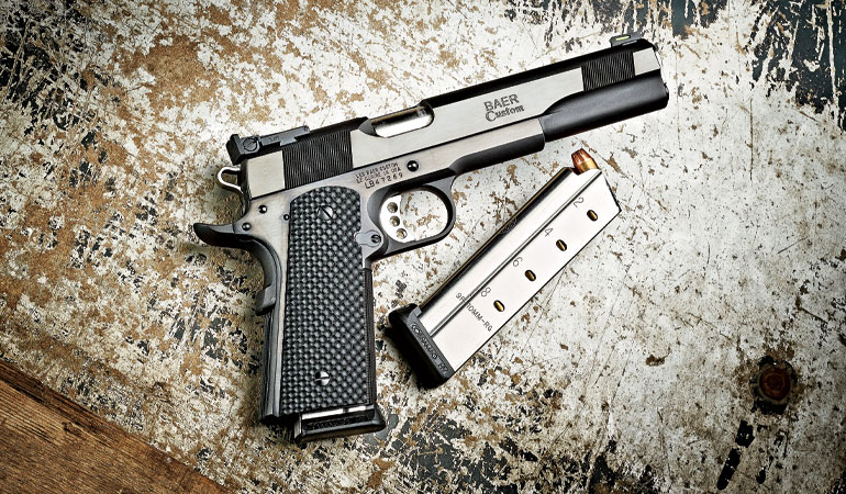 The Premier II 6-inch 10mm Hunter is an absolute standout among other long-slide 10mm 1911s.