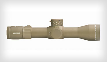 Leupold & Stevens, Inc. announced its Mark 5HD 3.6-18x44 riflescope has been selected for use with the United States Army's M110 Semi-Automatic Sniper System.