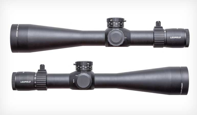 Leupold Mark 5 7-35X56mm Scope Review
