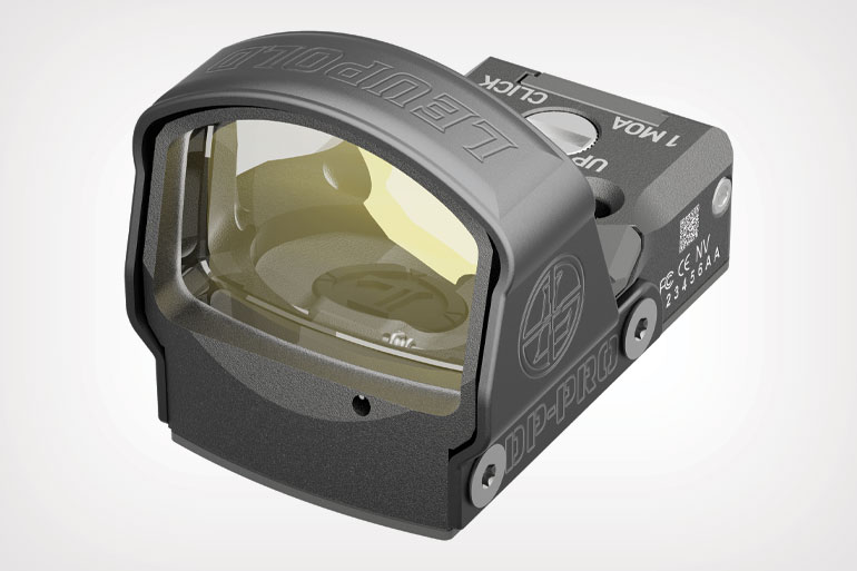Leupold Adds Night Vision Optimized Model to DeltaPoint Pro Line