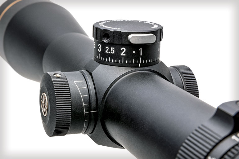 Leupold VX-3i 4.5-14x40mm CDS-ZL