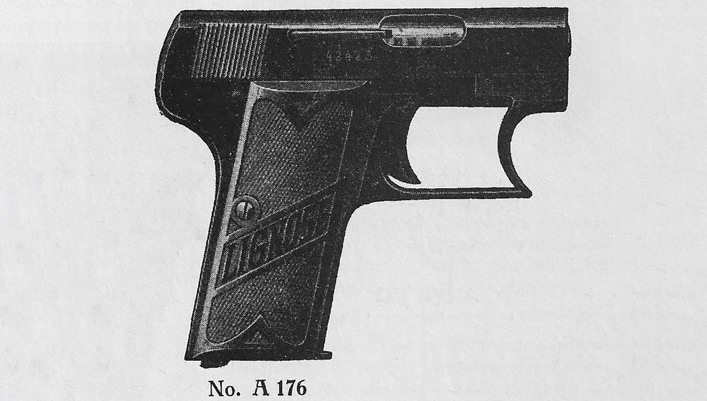 Jo Lo Ar - Lever-Action Auto Pistol
