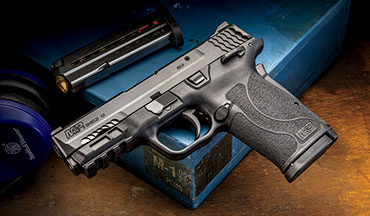 For those looking for a compact, lightweight 9mm pistol that's easy to load, easy to rack and shoot and loaded with safety features, the M&P 9 Shield EZ is the pistol you've been asking for.