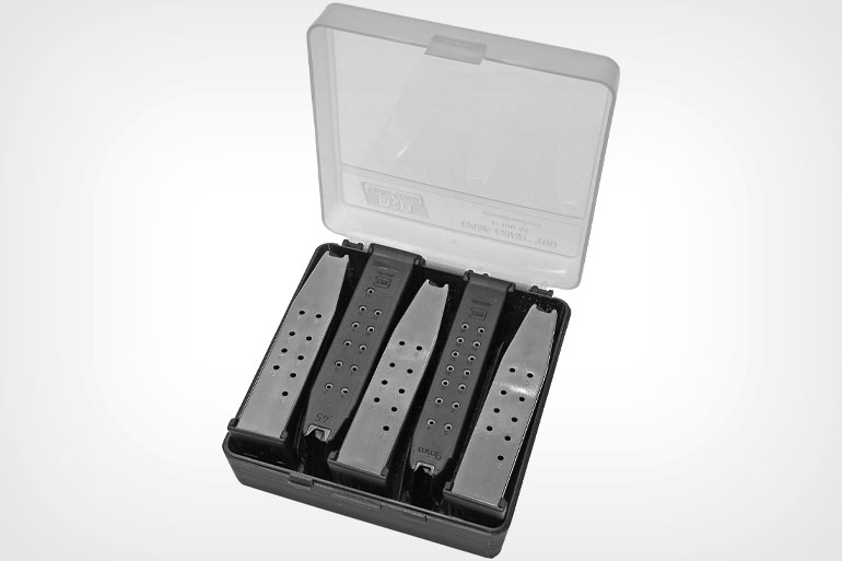 MTM Case-Gard Pistol Magazine Case — New for 2020
