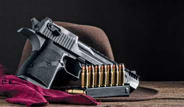 Magnum Research crowns a new .44-caliber king.