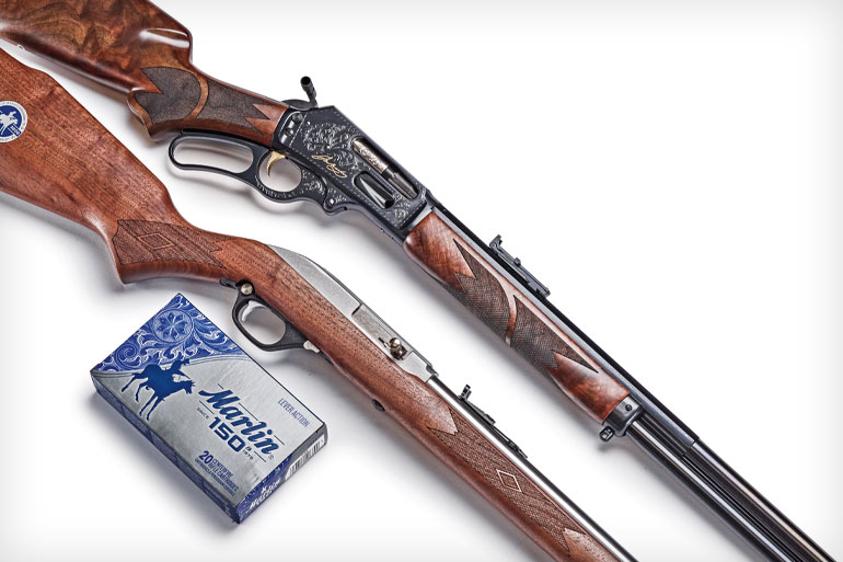 Celebrating 150 Years of Marlin Firearms