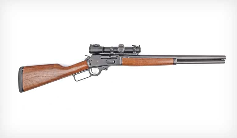 Marlin 1895: Cape Buffalo Hunter