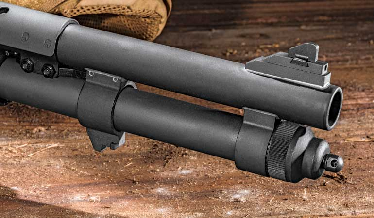 Mossberg-590A1-Retrograde-Barrel