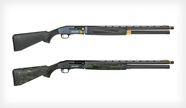 O.F. Mossberg & Sons, Inc. announced the introduction of a new 12-gauge autoloading shotgun platform; the 940 JM Pro, available in two 10-shot models.