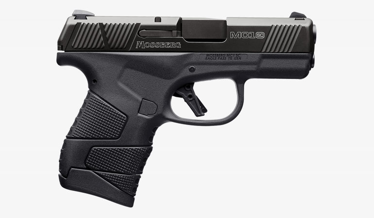 O.F. Mossberg & Sons, Inc., is announcing the release of a full-featured, 9mm concealed carry handgun: the Mossberg MC1sc (subcompact).