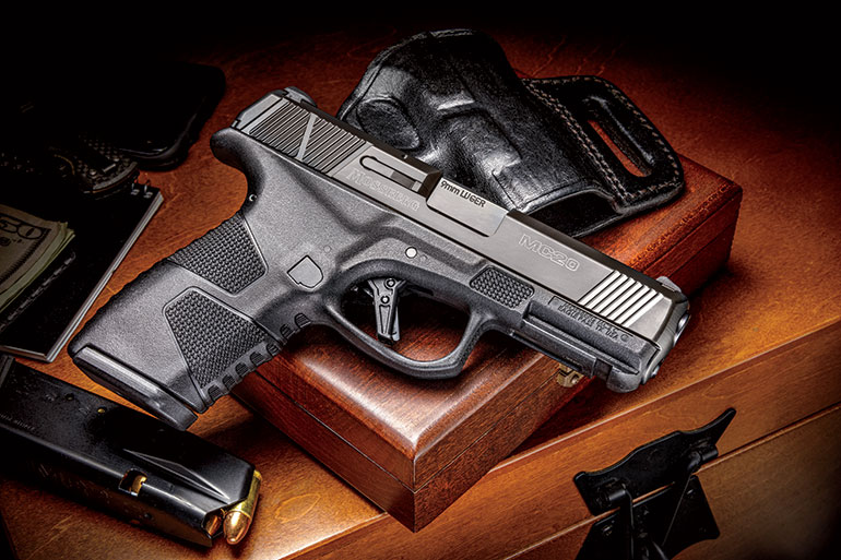 Mossberg MC2c 9mm Pistol Review