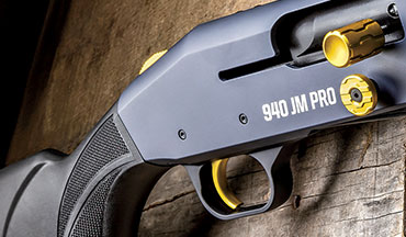 The Mossberg 940 JM Pro is an out-of-the-box, 3-Gun-ready shotgun that's sure to impress you and your wallet.