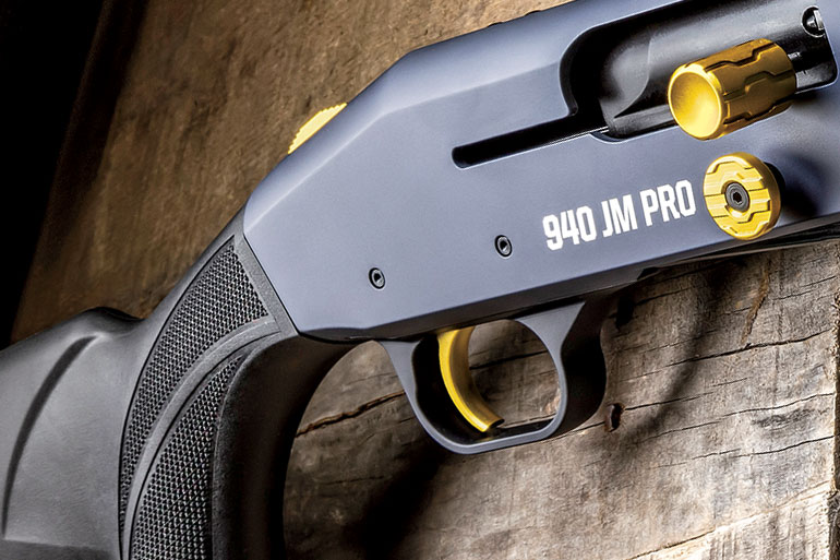 Mossberg 940 JM Pro Semi Auto Shotgun Review