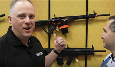 We look at the new shotguns from Armscor - the VR80 and the brand new bullpup VRBP100.