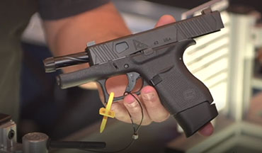 New from Rival Arms for 2019: Glock 48 introduced at NRA Show in Indianapolis.