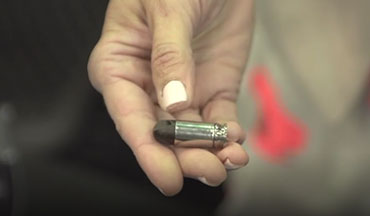 Kim Campbell of NovX Ammunition features the latest in technology from the manufacturer.