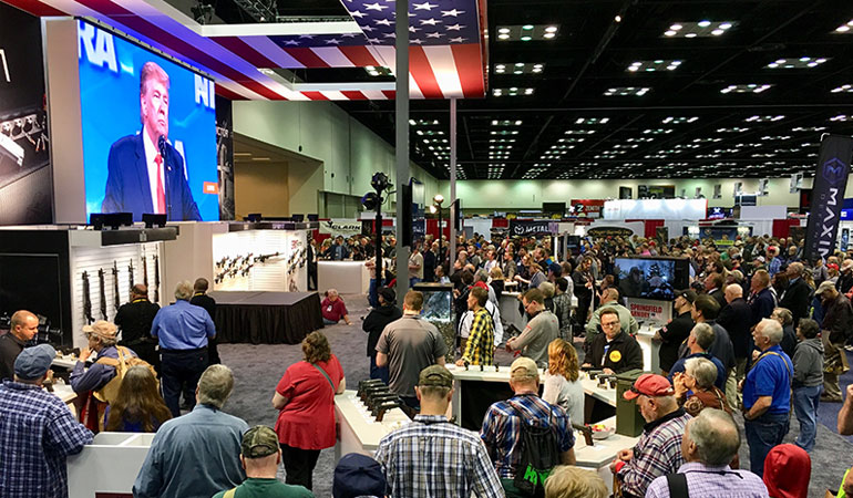 Fast Times in Indy: NRA Wraps Up Eventful 148th Annual Meeting, Elects Officers