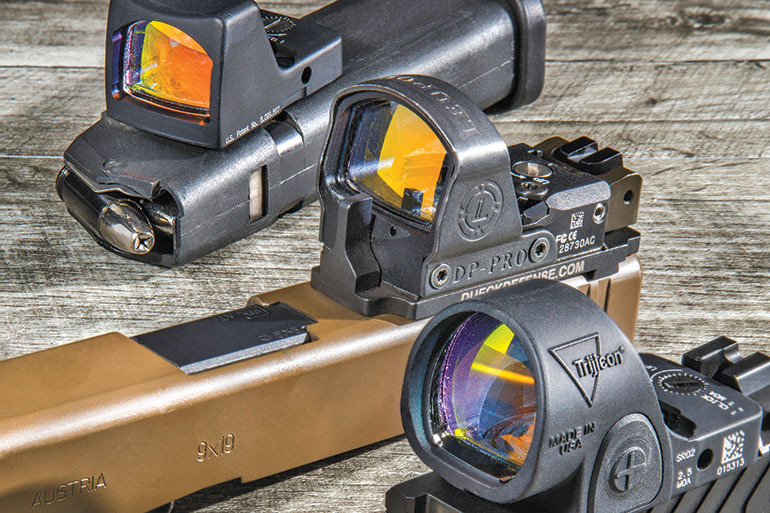 6 Red Dot Sights for 2020