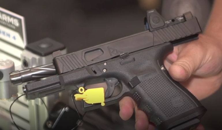 Tyler Kasper of Rival Arms talks about the 2019 offerings from the manufacturer.