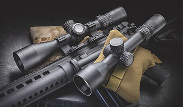 Nightforce expands its NX8 line of rifle scopes.