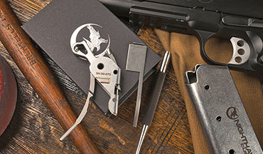 Nighthawk Custom has announced the release of a first-of-its-kind Drop-In Trigger System (DTS) for the 1911 platform.