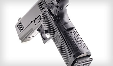 Nighthawk Custom has unveiled its latest creation: The Tactical Ready Series (TRS), a line of Fully Machined double stacks chambered in 9mm for those that love high round capacity.