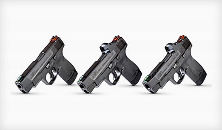 Performance Center Announces Optics-Equipped M&P Shield M2.0