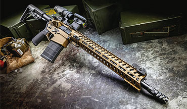 The POF Revolution DI is a prime example of what happens when a manufacturer takes the time and puts in the effort to create the smallest, lightest and most durable AR-pattern, large-frame carbine available.