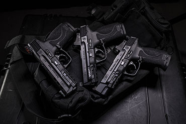 The Smith & Wesson Performance Center has introduced a full line of Performance Center M&P M2.0 pistols with a variety of competition-ready enhancements including porting and C.O.R.E. optics-ready slides.