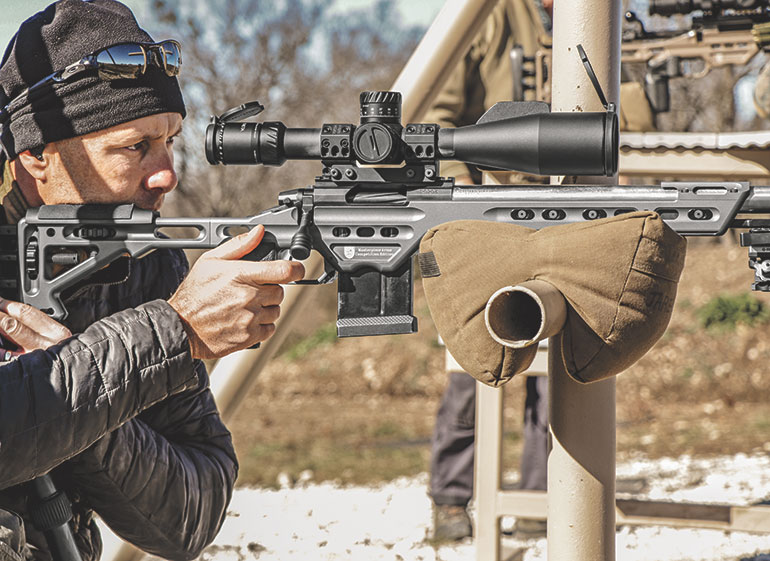 How to Start in Precision Rifle Shooting