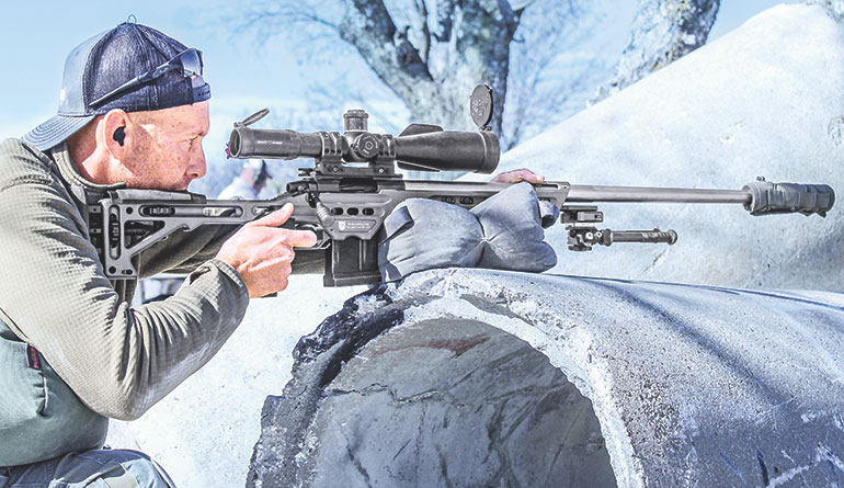 Precision Rifle Shooting Tips