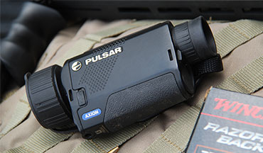 The new Pulsar Axion Thermal Imaging Monoculars are lightweight, tough and offer a variety of practical uses, including nighttime predator and hog hunting, big game scouting and even personal protection.