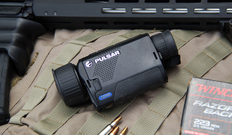 Pulsar Axion Thermal Scope Review – More Than Just a Hunting Tool