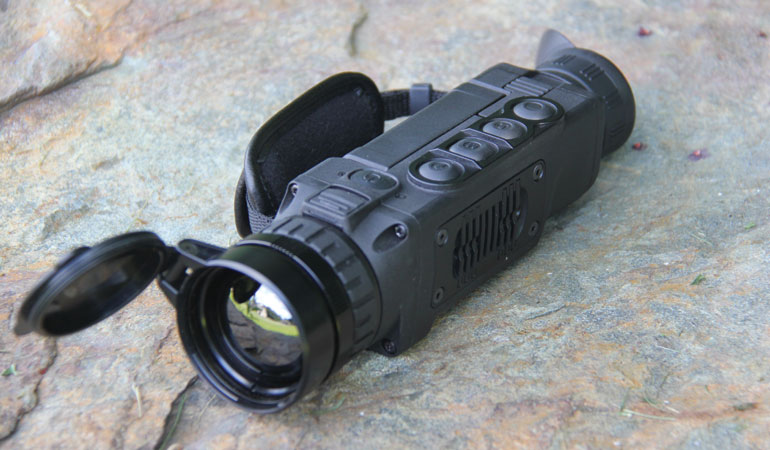 Going Hot - Pulsar's Helion XP50 Thermal-Imaging Monocular