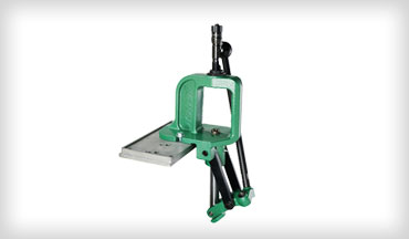 RCBS announced the new Rebel Single Stage Press is now available and shipping to retail partners.