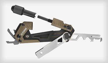 Real Avid has introduced the Gun Tool CORE – AR15, one of the newest additions to Real Avid's growing line of Gun Multi-tools.