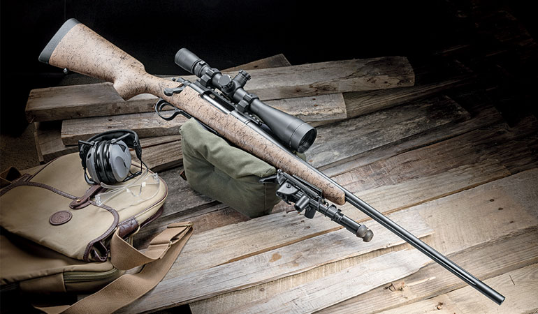 An entire industry exists around the Remington 700 for good reason: it's simple, reliable, and very, very common.