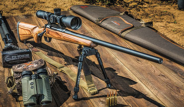 In 2019, Remington hulked up the Model 783 and introduced a new model for varmint hunting, appropriately named the Remington 783 Varmint.