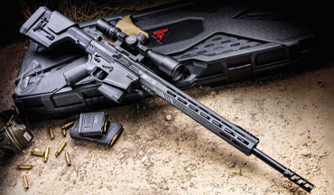 Rise Armament's meticulousness turns out some mighty fine rifles, including the 1121XR precision rifle.