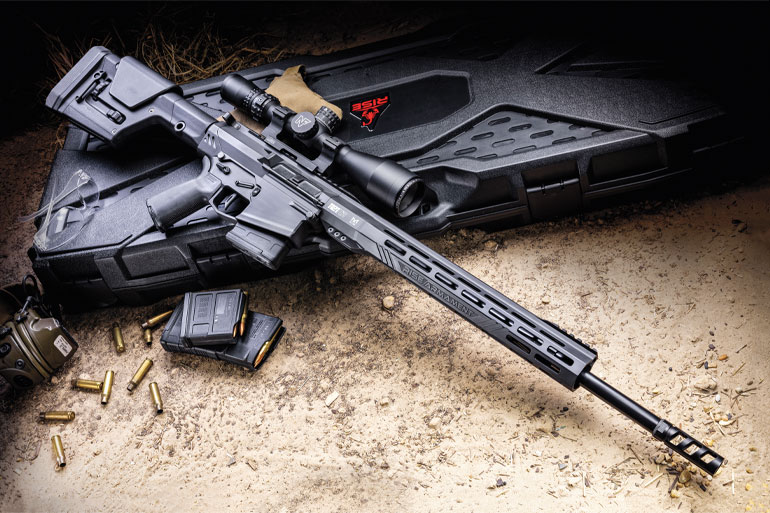 Rise Armament 1121XR Precision Rifle Review
