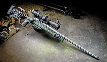 The new Rock River Arms RBG-­1S illustrates just how much performance can be packed into a production bolt-­action rifle.
